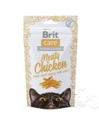 snack per gatti brit meaty chicken
