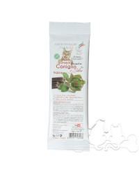 bucatini coniglio e salvia snack bilogico per gatti