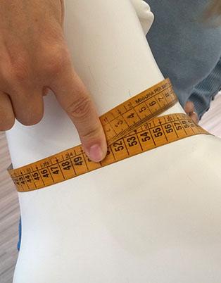 misura collo cane