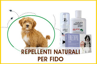 repellenti naturali per cani