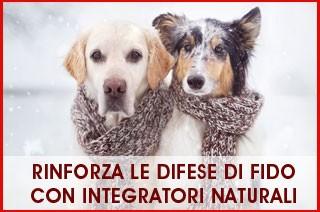 integratori difese immunitarie per cani