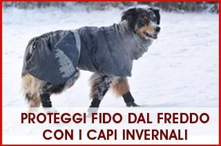 giacche invernali hurtta per cani