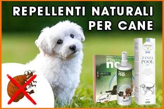 repellenti naturali per cani