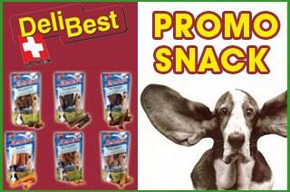 snack DELIBEST cane promo